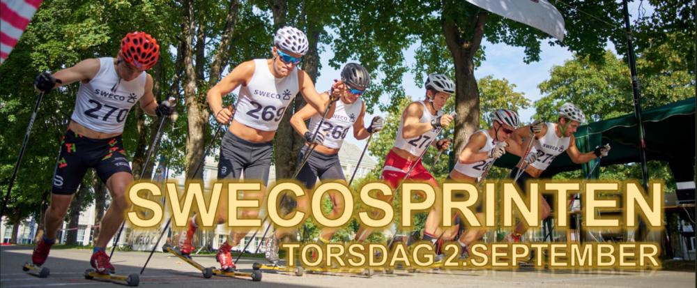 Swecosprinten 2021