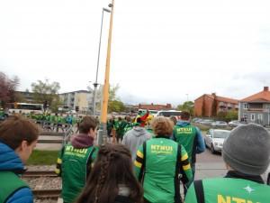 Sist vi langrennsløpere var i Mora, var det Vasaloppet. Nå er det generalprøve på innmarsj