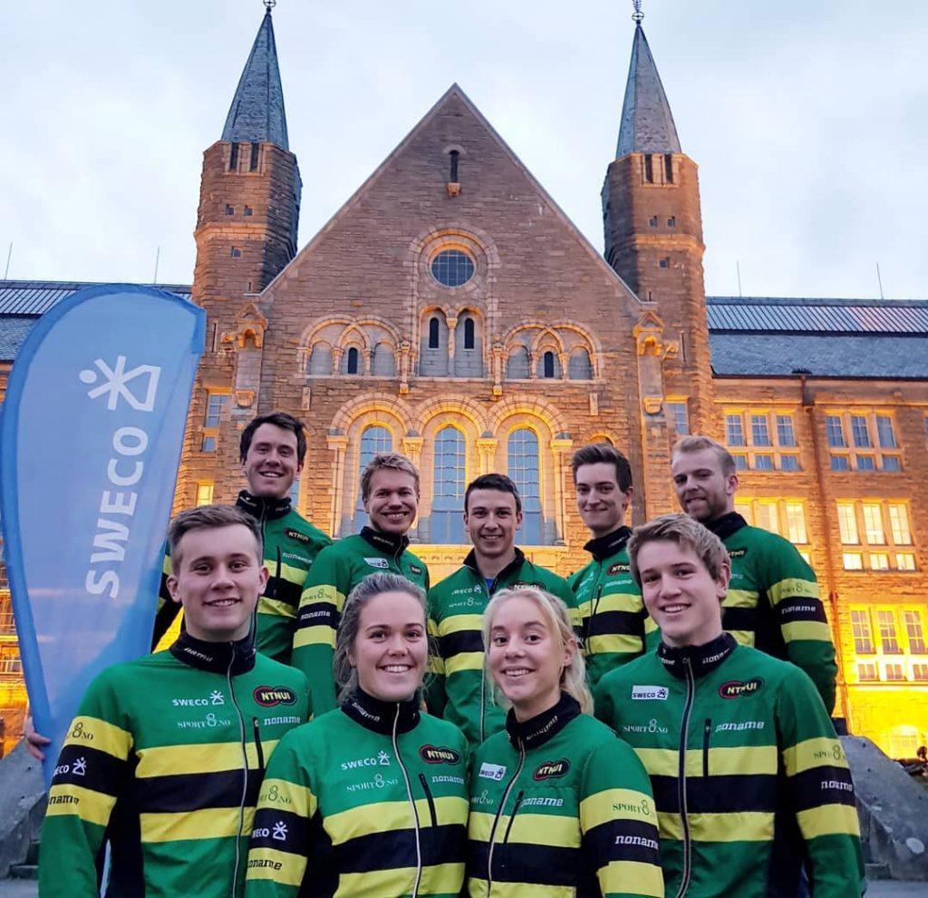 Bilde av teamet